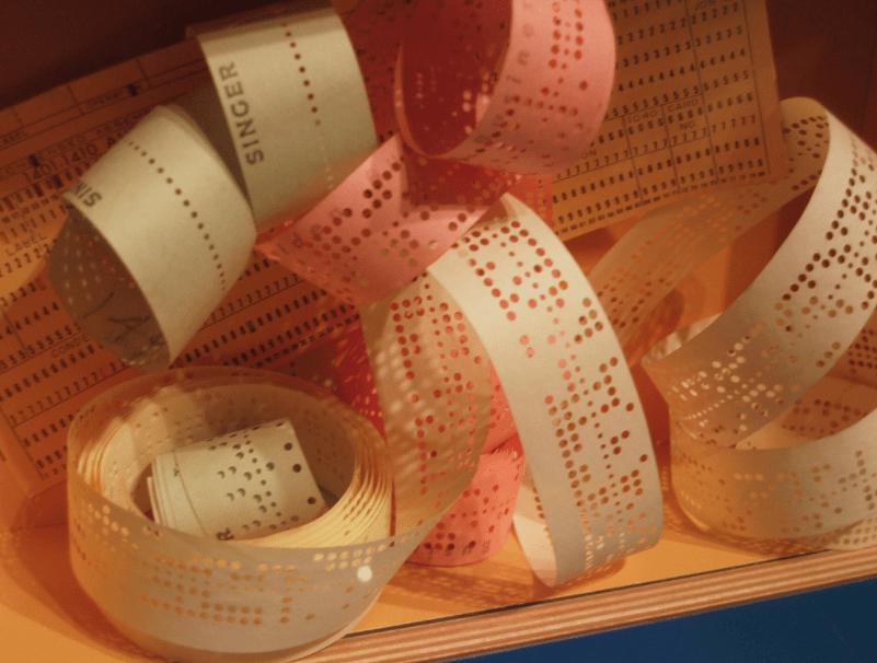 data tape