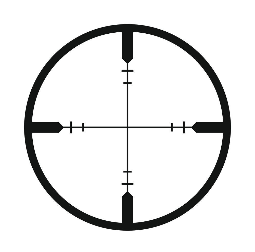 put a crosshair on the graph